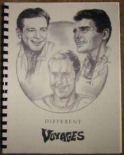 """Voyage To Bottom Sea Fanzine """"Different Voyages"""" SLASH"""