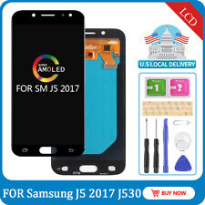 OLED For Samsung Galaxy J5 Pro 2017 J530 Screen Replacement LCD Display Touch