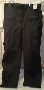 Horace Small HS2319 Dark Navy Blue EMT 9-Pocket BDU Uniform Cargo Pants 36/30