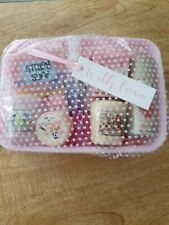Yankee candle pamper set gift birthday vovties waffle  cream so spray impulse