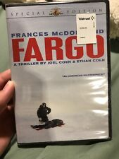 Fargo (Dvd, 2003, Special Edition) Sealed + Free Shipping