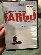 Fargo (Dvd, 2003, Special Edition) Sealed