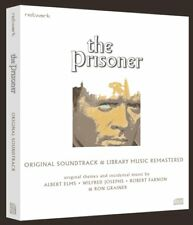 THE PRISONER & LIBRARY MUSIC remastered original soundtrack 6 x CD box set.