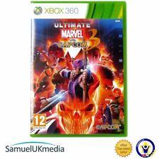Ultimate Marvel vs Capcom 3 (Xbox 360) **IN A BRAND NEW CASE!**
