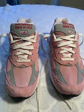 New Balance 993 Womens (breast Cancer) Pink Size 9 1/2
