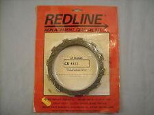 Redline EBC Clutch Plates KX250 LTD CSR KL250 KX125 H1 KSF250 KLT200 CK4425