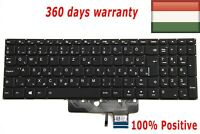 For Lenovo Yoga 510-15ISK 510-15IKB Laptop Keyboard Hungarian HU Magyar Backlit
