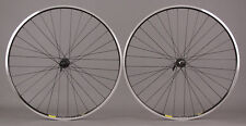Mavic Open Pro 32h Black Rims Shimano 105 5800 Hubs Road Bike Wheelset DT