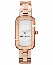 Marc Jacobs Women's The Jacobs Rose Gold-Tone Stainless Steel Watch 39mm MJ3502