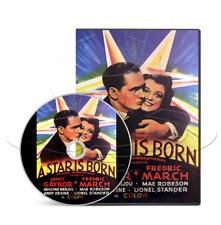 A Star Is Born (1937) Janet Gaynor, Fredric March Drama Movie / Film on DVD