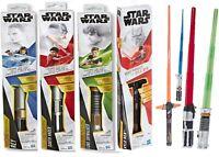 Star Wars Rise of Skywalker Movie Electronic Lightsaber Rey Darth Vader Luke