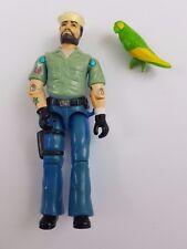 Naufragio V1 serie 4 1985 Gi Joe Hasbro Figura De Acción De Juguete 80s fuerza Suelto