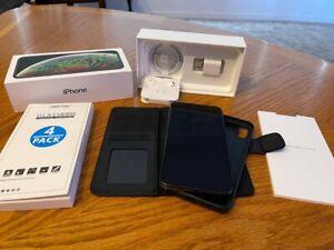 Apple iPhone XS Max - 512GB - Space Gray (Verizon) A1921 (CDMA + GSM)