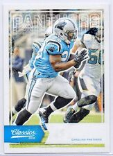 2016 PANINI CLASSICS NO NAME PARALLEL JONATHAN STEWART /10 OR LESS PANTHERS