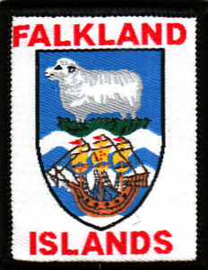Boy Scout Badge  BRITISH SCOUTING Abroad FALKLAND ISLANDS