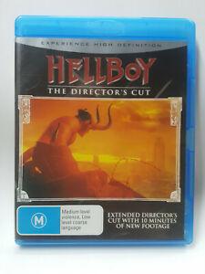 Hellboy (Blu-ray, 2007) Region B Australian Release