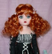 Monique Doll Wig 8/9 fits Soah, Cissy, others, Synthetic Fiber Brushed out CUTE!