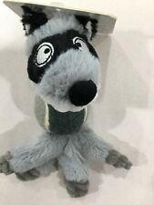 Dog toy, Li'l Pals plush ball & squeak toy Racoon dog toy, new with tags
