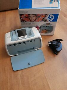 HP Photosmart A526 Digital Compact Photo Printer