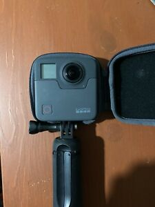 GoPro Fusion 360 Action Camera- Black