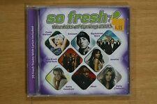 So Fresh: The Hits Of Spring 2005 - Akon, Eminem, Amerie   (Box C267)