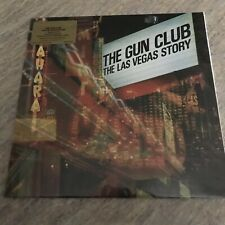 The Gun Club The Las Vegas Story SEALED 2-LP RE Numbered LTD ED 180gm Netherland