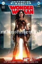 Universo Dc Rinascita WONDER WOMAN N. 21 Variant Movie Lucca Comics 2017