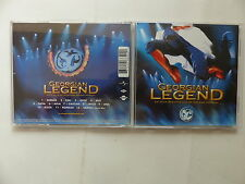 CD Album georgian legend Le plus spectaculaire voyage musical 586 652 2