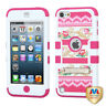 TUFF Hybrid Protector Cover for APPLE iPod touch 5th 6th generation