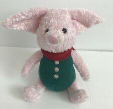 Piglet Plush Disney Classic Winnie the Pooh PoshPaws Intl UK Stuffed Animal Soft