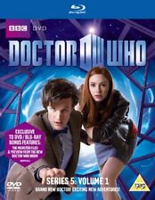 Doctor Who - Series 5, Volume 1 [Blu-ray] [Region Free] [DVD][Region 2]