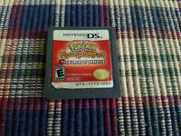 Pokemon Mystery Dungeon: Explorers of Darkness (Nintendo DS, 2008) - Save Works!
