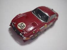 RD Marmande (France) Red Ferrari V12 Daytona GT Le Mans 1971 Wood 1:43