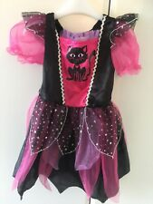 Halloween Girls Witch Costume Girl2girl Age 3