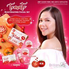 Brilliant Skin  Tomato Natural  Micro- Exfoliating Facial Set.