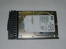"HP 450GB 15K SAS DP 3.5"" 3G Hard Drive with Tray 454228-003 454274-001"