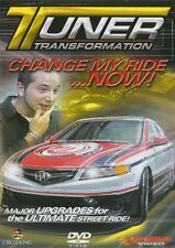 Tuner Transformation - Change My Ride...Now! (DVD, 2007), New