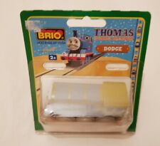 Thomas The Tank Engine & Friends BRIO DODGE WOOD TRAIN WOODEN NEW IN BOX