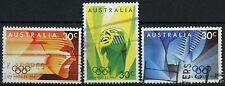 Australia 1984 SG#941-3 Olympic Games Used Set #A93469