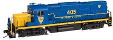 ATLAS 40000362 N SCALE C420 DIESEL LOCOMOTIVE Delaware and Hudson #407 - NEW