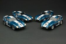 Exoto | 1:18 | Cobra Daytona at Le Mans 1965 | Collection of 4 | # BND22063