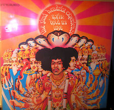 Jimi HENDRIX-AXIS: Bold as Love-LP di 1997-CON LIBRETTO