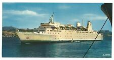 MARSEILLE croisieres PAQUET Paquebot-Ferry MASSALIA Carte postale an 70/ CPMM