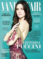 VANITY FAIR ITALY,Vittoria Puccini,Bruno Barbieri,Joaquin Phoenix,Simone Lijoi