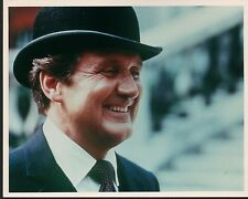 THE AVENGERS PATRICK MACNEE GREAT CANDID PHOTO