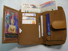 Ladies Leather Purse Wallet With all the Features