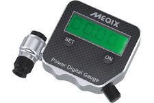 MEQIX INSPIRE 200 PSI Aria KING pressione digitale TWIN HEAD Gauge RMJ826 52% di sconto