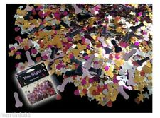Hen Night - Party - Bridal - Willy Table Confetti 14g Bag