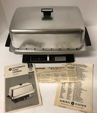 Vintage GE General Electric Automatic Food Cooker FC-1 Retro Kitchen NWOB
