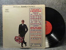 33 RPM LP Record Stan Freberg The United States Of America Capitol SW 1573